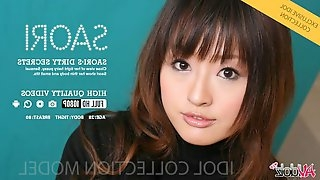 One Dick Is Never Enough For Insatiable Girl, Saori - Avidolz