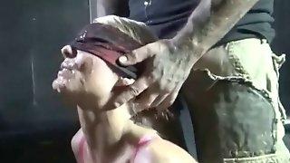 Husband makes surprise for his wife bukkake - polishcollector