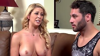 Sweet and lewd stepmom Cherie Deville Hardcore Porn Video