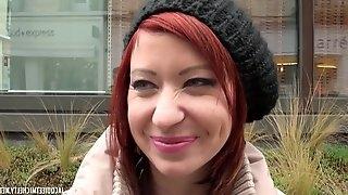 28 yo french nurse Emy first porn video